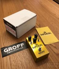 Groff Imperial British Overdrive