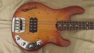 MusicMan Stingray_made in USA
