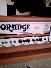 Orange 30h+ orange ppc2x12 cob+orange footswitch
