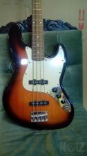 Squier j-bass korea1997 ολοκαίνουργιο