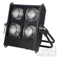 Stage Blinder 4 Light DMX with Dimmer (Include Lamps)