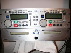 STANTON S-750 DUAL CD PLAYER