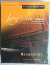 Synthogy Ivory Upright Pianos