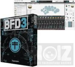 BFD 3 DRUMS SOFTWARE
