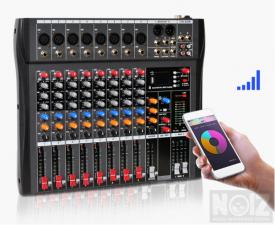 Professional Mixer 8CH USB/FX