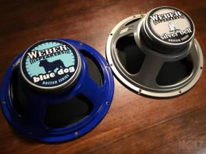 Weber Speakers - Blue Dog & Silver Bell