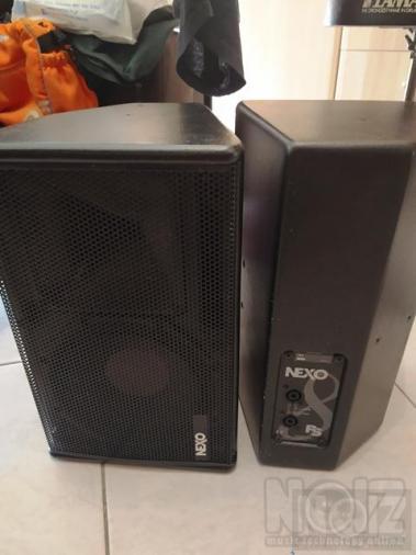 NEXO PS8 FULL RANGE SPEAKER