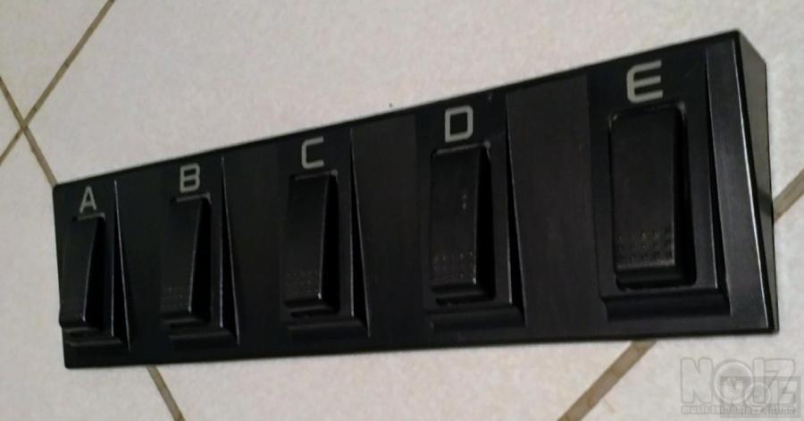 KORG EC5 πεταλιερα για arrangers
