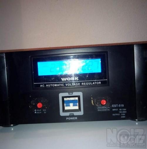WORK automatic voltage regulator Αυτόματος Ρυθμιστής Τάσης