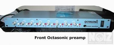 Oram Octasonic plus