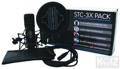 Μικρόφωνο Sontronics STC-3X PACK