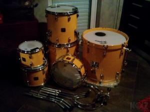 Gretsch USA Custom , Nitron Yellow
