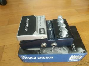 Digitech CR-7 Chorus