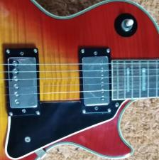 Εpipnone les paul custom