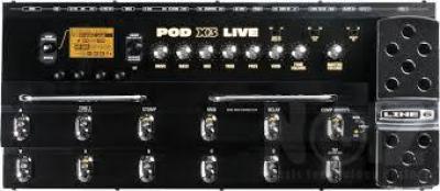 Line6 POD X3-Live