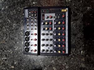Souncraft Notepad 124 fx