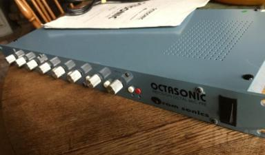 Oram Octasonic 8ch Mic Pre