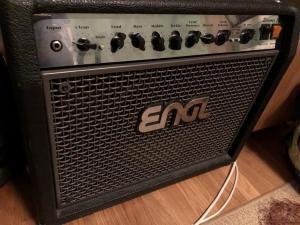 ENGL Screamer 50 Combo + Ζ5 Pedalboard