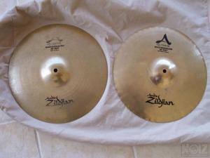 Zildjian  A  Custom MasterSound  Hi Hat 14''