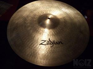 Zildjian A Medium Ride 22
