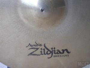 Zildjian Avedis Medium Ride 20'' Brilliant