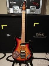 OLP Licenced by Ernie Ball / Κιθάρα (τύπου Eddie Van Halen) με Lock σύστημα