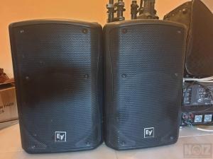 4 ηχεία electro voice zx5
