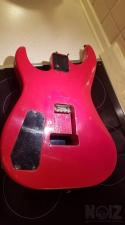 90's project guitar