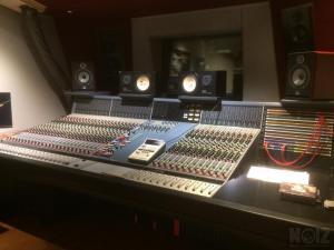 Ηχολήπτης σε Studio Ήχου