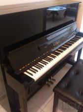Πωλείται Πιάνο όρθιο μαύρο kawai KS1F σε άριστη κατάσταση