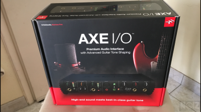 AXE I/O IK Multimedia Audio Interface