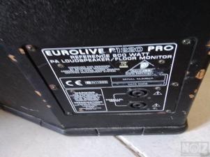 Behringer B1220 Eurolive Pro
