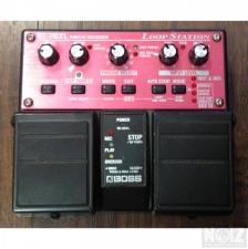 boss rc -20xl loop looper