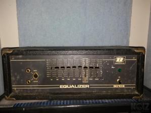 Vintage equalizer Dynacord 5010e