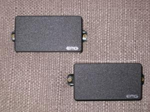 EMG 81-81 Active Pickup Set
