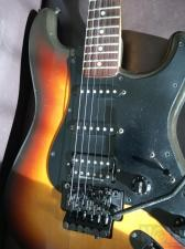 Fender squier stratocaster-japan