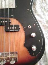 Fender - Squier vintage modified precision telecaster bass