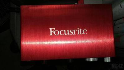 focursite scarlett 2i2