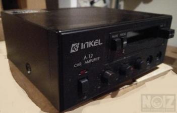 inkel car audio +mic