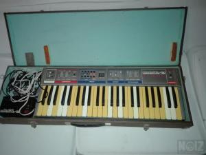 Junost-21 Soviet analog keytar (vintage and rare).