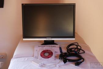 Monitor ViewSonic 19'' Widescreen LCD (VA1916W)