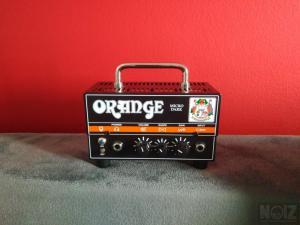 Orange micro dark + case