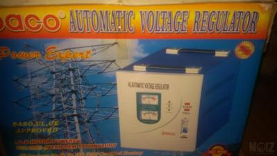 paco automatic voltage regulator