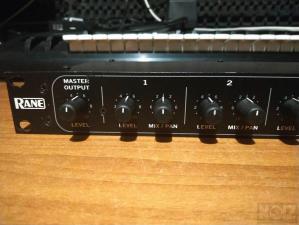 RANE SM26B 6 channel line mixer
