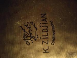 ride K.ZILDJIAN CONSTANTINOPLE
