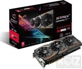 RX 480 ASUS ROG STRIX RGB 8GB