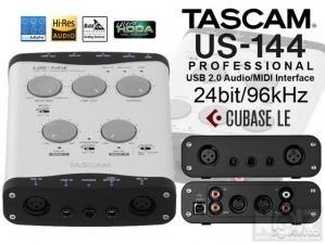 Tascam US-144 External Audio PC Card