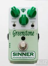 Sinner Pedals - Greenstone