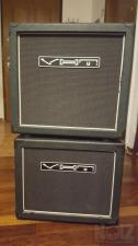 VHT 2 Cabinets 1×12