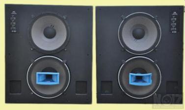 UREI 813C Main Studio Monitors